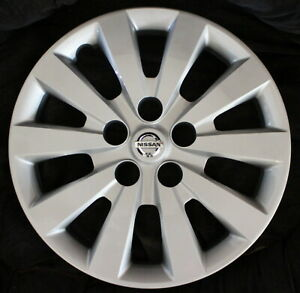 Hubcap New Fits Sentra Nissan 2013 14 15 16 17 18 16 Wheel Cover 10 Spoke Style
