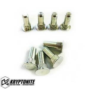 Kryptonite Alignment Cam Bolt Kit For 2011 2020 Chevy Gmc 1500 2500hd 3500hd