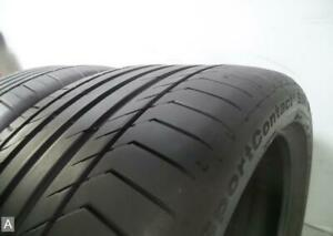 Pair 315 35 20 Continental Contisportcontact Ssr W 80 Tread 7 32 110w 7357