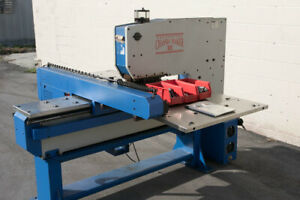 Cnc Turret Punch Chassis Maker 3 Functional Robotics