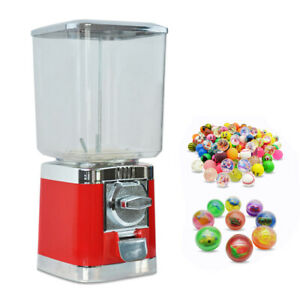 New Indoor Vending Gumball Machine Candy Capsules Dispenser Toy Candy Machine