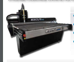 Ez Cut Cnc 4x8 Plasma Cutting Table 4800 Series With Hypertherm Powermax 85