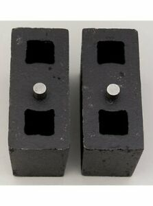 Pro Comp 95 400b Lift Blocks Cast Iron 4 Lift 2 75 Wide Rear Universal Kit