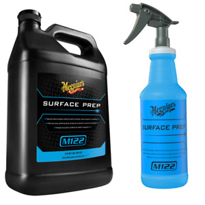 Meguiar s M122 Surface Prep 1 Gallon Kit With Spray Bottle And Trigger