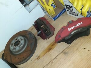 2015 2019 Mustang Gt Performance Brakes Brembo Calipers And Rotors Left Right