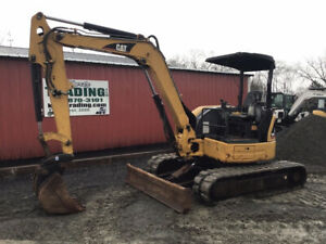 2007 Caterpillar 304ccr Hydraulic Mini Excavator Very Clean Only 3500 Hours