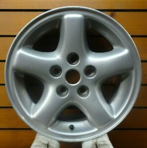 Factory Original Jeep Cherokee All Silver 15 Inch Oem Wheel 1997 To 2006 9018