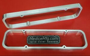 Valve Cover Spacers 1 Buick Rover 215 Cu In V8 With Gasketlok