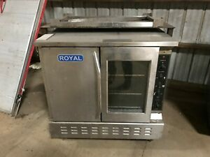 Royal Range Rcos 1 Gas Convection Oven