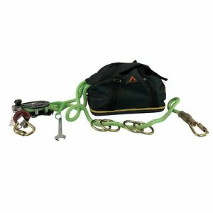 New Horizontal Lifeline Bag