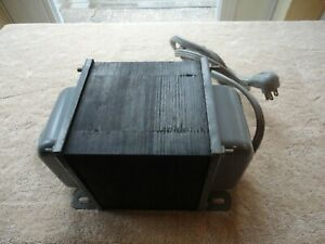 Stancor Gis 1000 Isolation Transformer 115v 1000va Aprox 8 5 Amp Transformer
