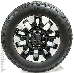 New Takeoffs Chevy Silverado Gmc Sierra 2500 3500 Hd 8 Lug 20 Wheels Rims Tires