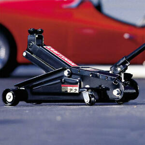 Craftsman 2 1 4 Ton Compact Floor Jack Lift Car Auto Vehicle Repair Shop 2 25