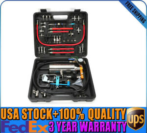 Non Dismantle Vehicle Fuel Injector Cleaner Automotive Petrol Tester Tool Kit Us
