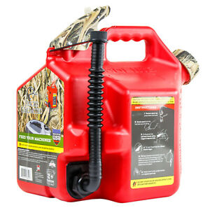 Surecan Sdu20g1 Gas Can With Rotating Spout 2 2 Gallon Fuel Can Ducks Unlimited