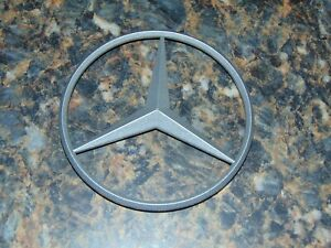 Mercedes Amg Emblem Air Cleaner Plastic Engine Cover C43 E55 Clk55 W210 W202 208