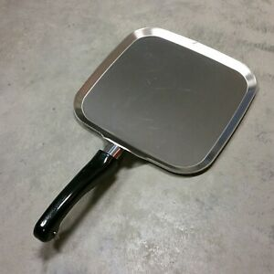 Never Used Saladmaster system 7 Griddle Tp304 316 Surgical Stainless Steel