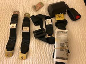 Immi 3 point Retractable Seat Belt Kit Brand New Military Issue Truck Bus Semi