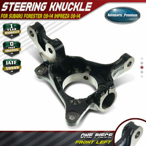 New Steering Knuckle For Subaru Forester Legacy Outback 28313ag030 Front Driver