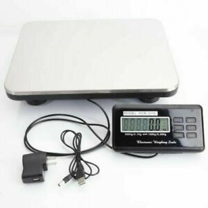 Pcr 3115 300kg 100g Lcd Display Digital Weighing Postal Scale Logistics Us