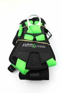 Miller Fall Protection Harness With Python Webbing Removable Belt S m Green