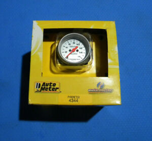 New Auto Meter 4344 Pro Comp Ultra Lite Electric Pyrometer Egt Gauge