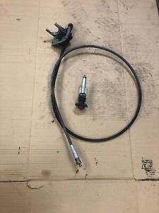 Jeep Wrangler Yj Posi Lock Differential Cable Dana 30 Front 87 95