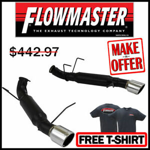 Flowmaster 817592 13 14 Ford Mustang Gt 5 0l 3 Outlaw Axle back Exhaust System