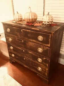 Dresser Early Antique Pre Civil War Local Pickup Only St Louis Mo
