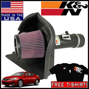 K N Typhoon Cold Air Intake System Fits 2007 2012 Nissan Altima 3 5l V6