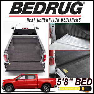 Bedrug Custom Fit Bed Liner Mat 2019 2020 Chevy Silverado 1500 W 5 8 Bed