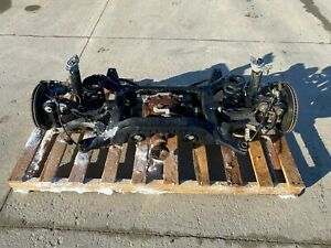 2015 2017 Ford Mustang Gt Irs 8 8 3 31 Gears Independent Rear End 52k Oem