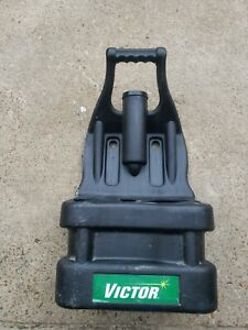 Victor Tote Carrier For Portable Cutting Welding Torch Hvac Plumbing Esab