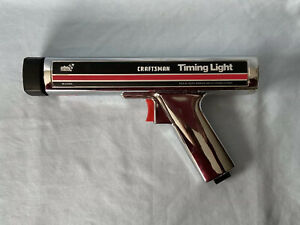 Vintage Sears Craftsman Inductive Timing Light In Box Mod no 28 2134 Mint Look