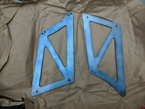 Voltex Style Titanium Wing Stand 245mm