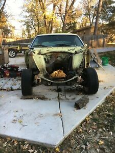 1976 Ford Maverick With New Control Arms Springs Shocks Panels Bushings Bumpers