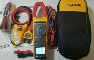 New Other Fluke 381 True rms Ac dc Clamp Meter With Iflex More Sn44770010ws