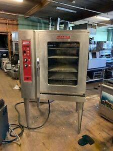 Blodgett Combi Oven Electric Cos 101s aa 208v 1ph Used