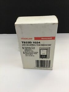 Honeywell T822d 1024 Thermostat Nos