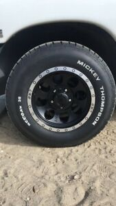 Mickey Thompson Wheels And Tires