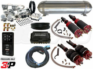 Complete Air Suspension Kit 2008 2012 Honda Accord Level 4 Air Lift 3p