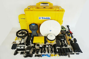 Trimble Spectra Tsc3 Geodetic 2 Sps855 Sps985 Receiver Gps Rover Kit Complete