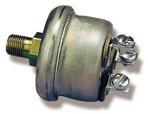Holley Performance 12 810 Fuel Pump Safety Pressure Switch