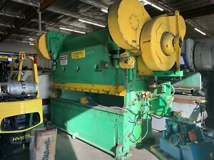 Cincinnati 150 Ton X 12 Ft Mechanical Press Brake