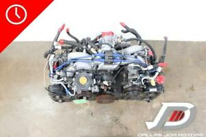 1996 1997 1998 1999 Subaru Legacy 2 0l Replacement 2 5l Dohc Engine 98 Forester
