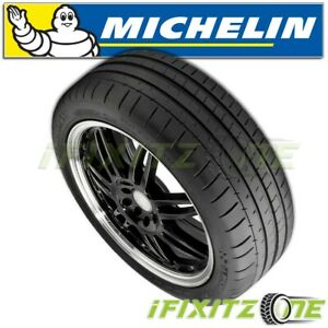 1 Michelin Pilot Super Sport Zp 335 25r20 99 y Tires