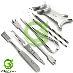 Orthodontic Kit Braces Adjusting Instruments Bracket Bonding Placement Tools