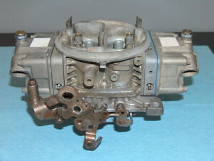 Aed Fuel Systems Holley 850 Ho Double Pumper 4 Barrel Carb Circle Track Racing