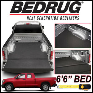 Bedrug Bedtred Impact Bed Liner Mat Fit 2007 2020 Toyota Tundra With 6 6 Bed