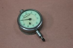 Federal Dial Test Indicator Wc81 001 Machinist Inspection Tool